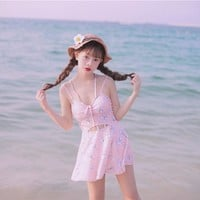 Kawaii One Piece Swimsuit