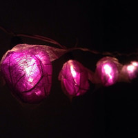 Fairy string lights for home decorparty by Icandylighting on Etsy