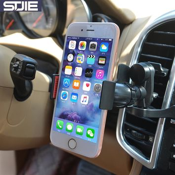STJIE universal air vent mount car holder