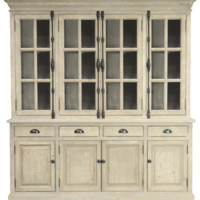 Windsor Hutch Cabinet