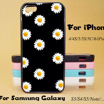 Little Daisy,iphone 5 case,iPhone 5C Case,iPhone 5S Case,iPhone 4 Case, iPhone 4S Case,Galaxy Samsung S3, S4,S5