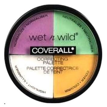 Wet N Wild CoverAll Correcting Palette - Choose Pack