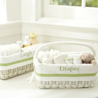 Green Harper Nursery Storage