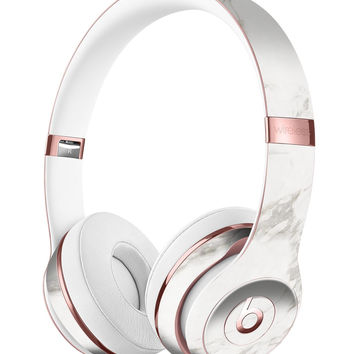 Marble Surface V3 Full-Body Skin Kit for the Beats by Dre Solo 3 Wireless Headphones