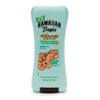 Hawaiian Tropic Shimmer Effect After Sun Moisturizer, Coconut Papaya