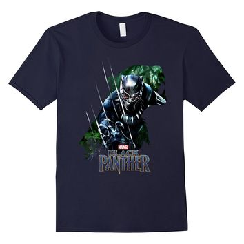 Marvel Black Panther Movie Jungle Roar Clawed T-Shirt
