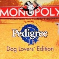 Monopoly Pedigree Dog Lovers Edition Issue