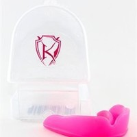 Mouth Guard Women's - Pink