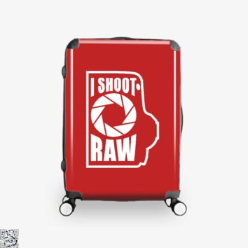 I Shoot Raw, Funny Suitcase