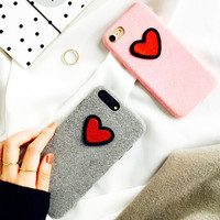 Have Mutual Affinity iPhone 7 7Plus & iPhone se 5s 6 6 Plus Case Cover +Gift Box-178