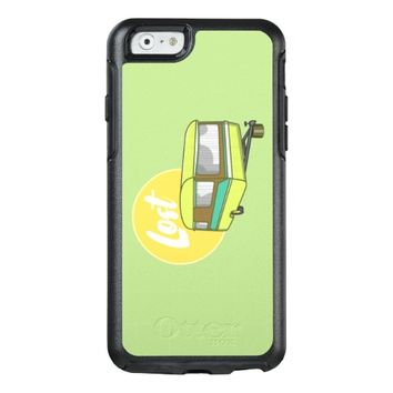 Caravan Lost Retro Camper OtterBox iPhone 6/6s Case