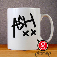 Ash XX Ashton Irwin 5SOS Ceramic Coffee Mugs