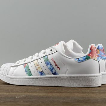 Free Shipping  Adidas Originals Superstar Women s Sneakers Sho befdd49d5aba