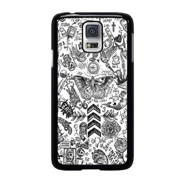 ONE DIRECTION TATTOOS Samsung Galaxy S5 Case