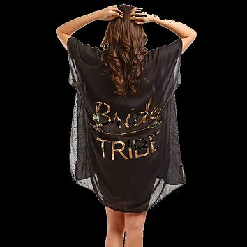 Bride Tribe Coverup