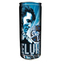 Elvis All Shook Up Energy Drink