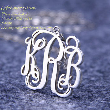 Necklace,Monogram necklace,name necklaces uk,Wedding necklace,necklace with kids names,silver jewelry,engraved necklaces,necklace name