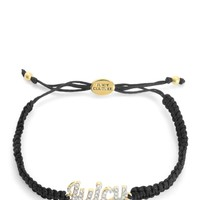 Pave Juicy Friendship Bracelet by Juicy Couture