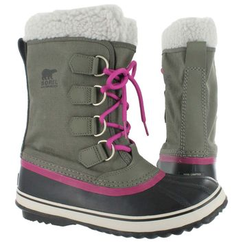 Sorel Women's WINTER CARNIVAL peatmoss winter boots 130891-213
