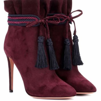 Shanty 105 suede ankle boots