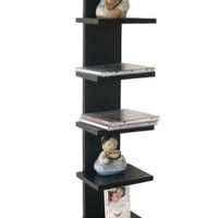 Utility Column Spine Wall Shelves (Color may vary)