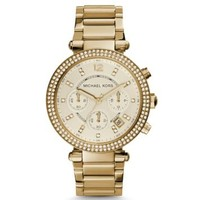 Parker Gold-Tone Watch | Michael Kors