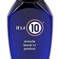 Miracle Leave in Product