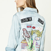 Living The Dream Denim Jacket