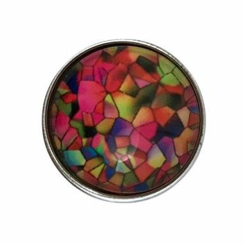 Kaleidoscope Snap Charm 20mm