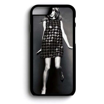 Taylor Swift Black and White iPhone 6 and iPhone 6s Case