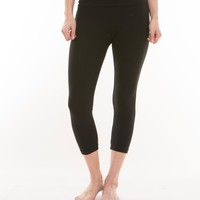 Tara - Womens Capri Leggins