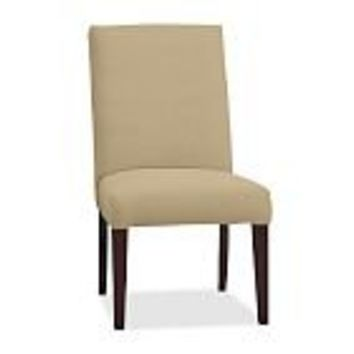 Upholstered Pottery Barn Dining Chairs