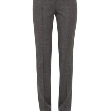 Akris punto 'Claire' Mini Houndstooth Wool Blend Pants | Nordstrom