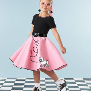 fab '50s girl child costume - Chasing Fireflies