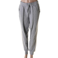 MICHAEL Michael Kors Womens French Terry Heathered Jogger Pants
