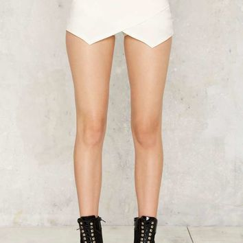 Keeping Score Mini Skort