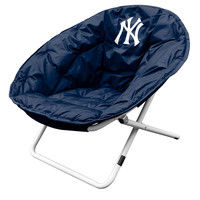 New York Yankees MLB Adult Sphere Chair