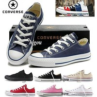 2017 Converse Chuck Tay Lor 1 I Classic Shoes Mens Women Low Top Brand Canvas Converses Sneakers Casual Skate Shoes With Box