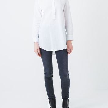 Galvin White Shirt