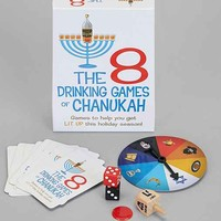 The 8 Drinking Games Of Chanukah- Multi One