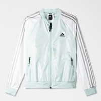 """Adidas"" Zipper Cardigan Windbreaker Sweatshirt Jacket Coat Sportswear"