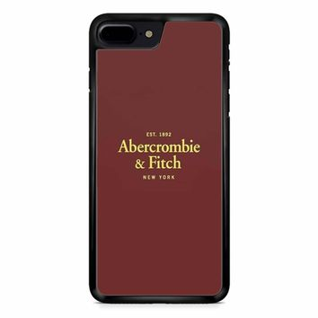 Abercrombie And Fitch iPhone 8 Plus Case