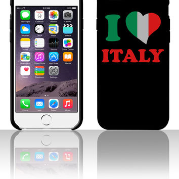 I love Italy 5 5s 6 6plus phone cases