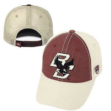 Licensed Boston College Eagles Official NCAA Adjustable Offroad Hat Cap Top of the World KO_19_1