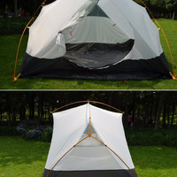 Ultralight 4 Season  2 Person Canopy Gear Tent