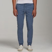 Willard Chino Jogger in China Blue