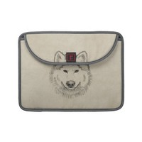 Wolf Power Sleeves For MacBook Pro