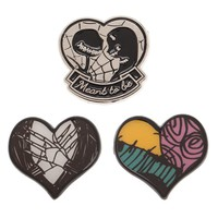 Nightmare Before Christmas Pins Accessories