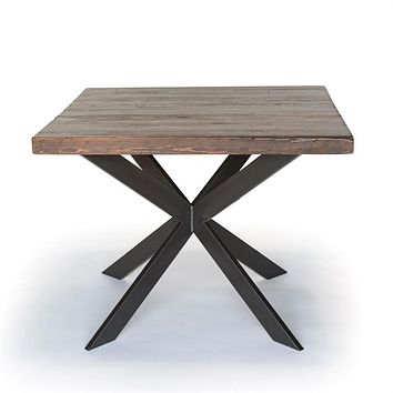 Intersections Square Meeting Table