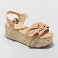 Women's Happy Espadrille Wedge - Universal Thread™